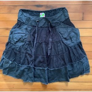 Free People Skirt with Pockets